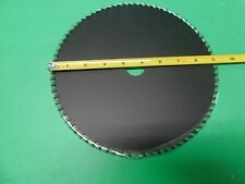 "NEW 10/"" BRUSH CUTTER TRIMMER BLADE 80 TOOTH 1/"" ARBOR FOR STIHL TRIMMERS"