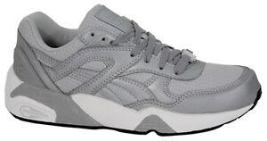 Reflectante Cordones R698 Zapatos Hombre Trinomic Plata Zapatillas Con Puma WR10q6wCx