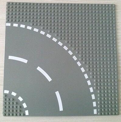 Lego 1x Piastra Base 44342 Strada Curva 32x32 Lotto Set Sped Gratis Su+ Acquisti