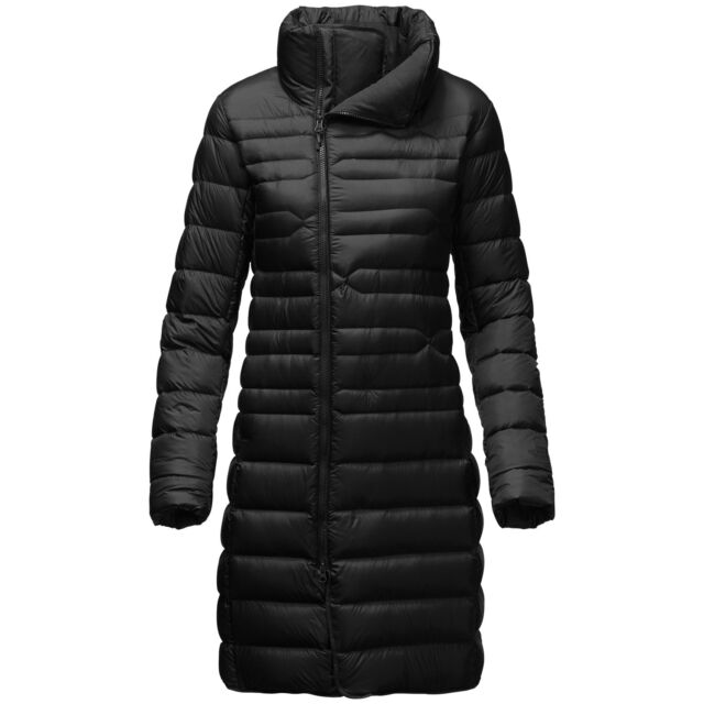 The North Face Women s Far Northern Parka 550 Down Black Medium ... dbeb2a9b80