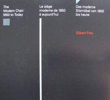 LIVRE/BOOK : Le siège moderne/The Modern Chair (Arflex,Cassina,Bellini,Bertoia,