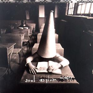 Soul-Asylum-CD-Single-Misery-Europe-VG-EX