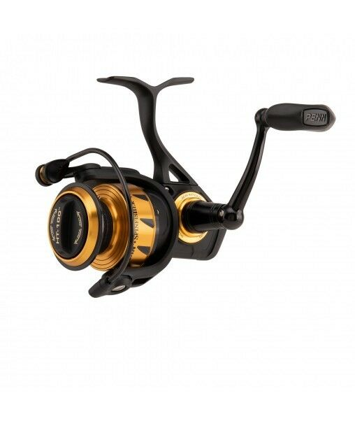 1481263 Mulinello Penn Spinfisher VI IPX5 pesca mare Spinning 5500  FD  5500      CSP 3f899b