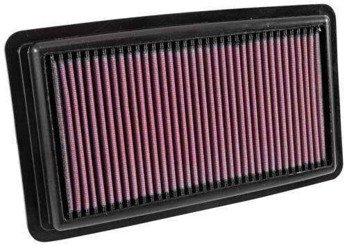 K/&N Air Filter Fits 16-18 Acura Honda