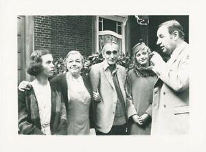 Détails Sur Pierre Granier Deferre Simone Signoret Letoile Du Nord 1982 Photo Original