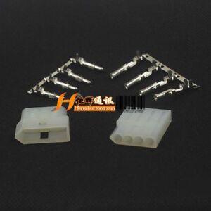 New-4pin-Connector-Plug-for-ICOM-AT-120-Radio-DIY