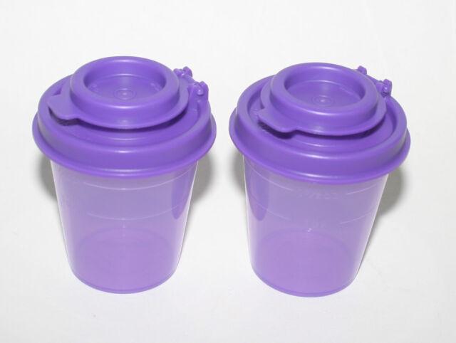 Buy Tupperware Midget Mini Small Salt Pepper Shaker Gadget Purple On