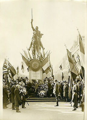 """bi-centenaire De Washington Paris 1932"" Photo Originale G.devred (agce Rol)"