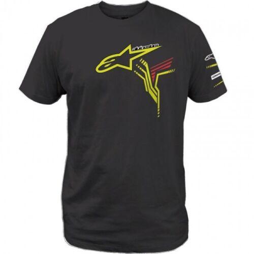 T Gp Alpinestars 1037 72103 Plus Shirt Black EOww84qg
