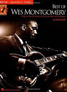 Best-of-Wes-Montgomery-Guitar-With-CD-Signature-Licks-by-Marshall-Wolf-NE