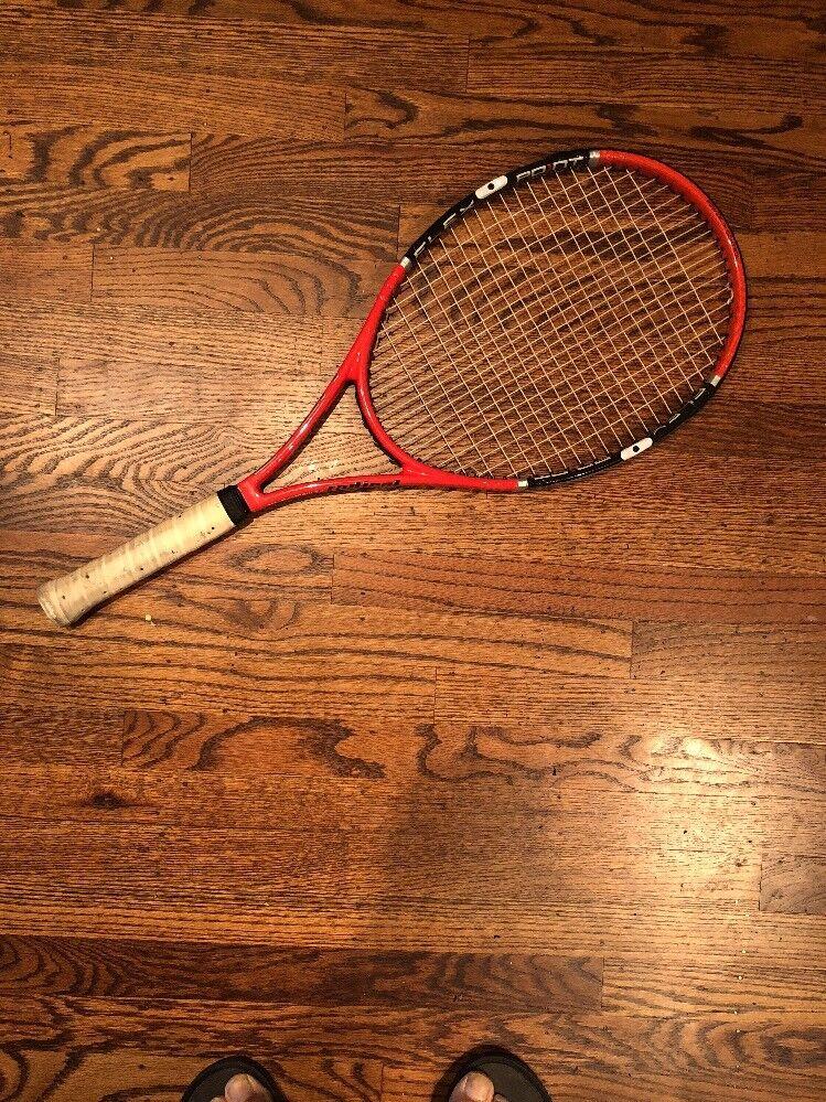 Cabeza Flexpoint Radical de gran tamaño os  107 tenis raqueta Fxp 4 1 4 (A 3)  gran descuento