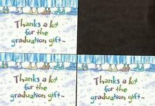 22 Jostens Graduation Thank you Cards /&6 Color 6 x 5 inch Free Shipping