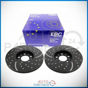 EBC-for-VW-Golf-2-3-VR6-288mm-Turbogroove-Brake-Disc-Brake-Discs-Front-VA