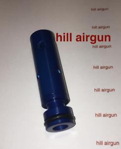 hill airgun 8 moderator for your Benjamin and Crosman PCP Pistol