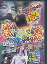 Casey Kasems Rock N Roll Goldmine - The San Francisco Sound (DVD, 2004)