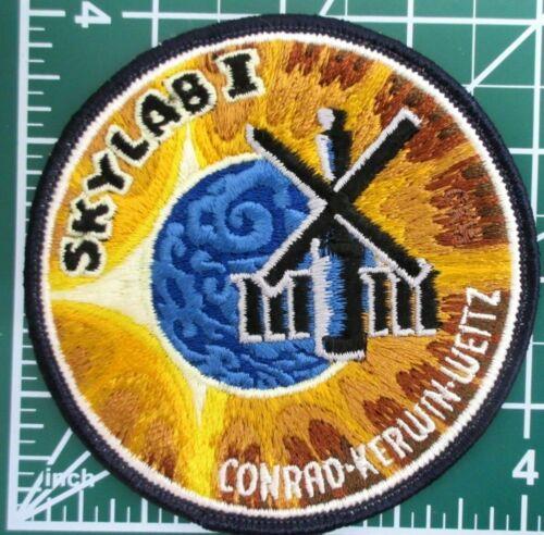 Vintage NASA Skylab 1 Lion Brothers Patch w// Hallmark Cloth Back Original NOS
