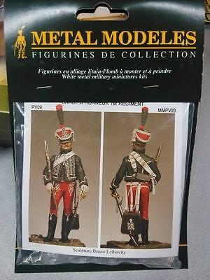Hardwerkend Metal Modeles - Garde D'honneur 1er Regiment - Ref: Pv09 - Mmpv09 Geschikt Voor Mannen, Vrouwen En Kinderen