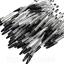 Bulk Buy Clearance 100 Black Ballpoint Pens Medium Tip Multi Buy Discount