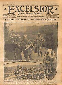General-Georges-Louis-Humbert-amp-Marchand-a-Curlu-Bataille-de-la-Somme-WWI-1916