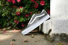 bf7843854b2f63 item 6 Vans Old Skool Lite Suede Canvas Pewter Men s Classic Skate Shoes  Size 10 -Vans Old Skool Lite Suede Canvas Pewter Men s Classic Skate Shoes  Size 10