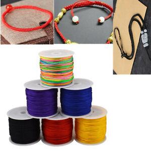 0-8mm-Nylon-Cord-Thread-Chinese-Knot-Macrame-Rattail-Bracelet-Braided-String-DIY