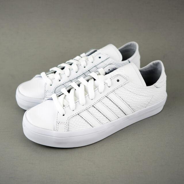 Adidas Womens' (Sz 8.5) Originals Courtvantage W, White (S32069)