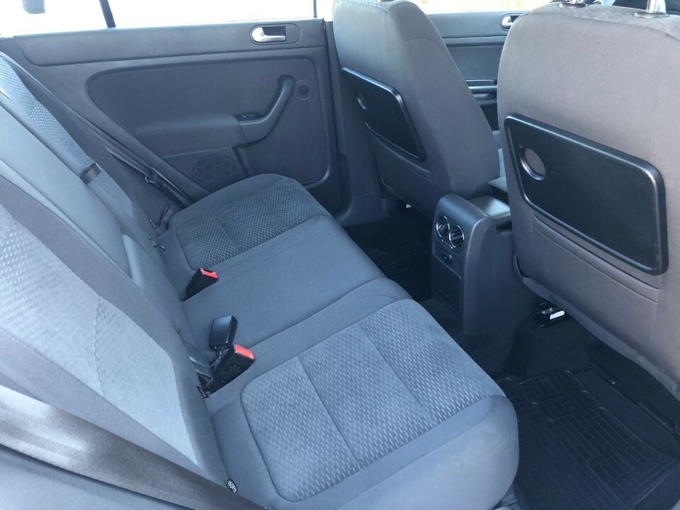 VW Golf Plus 1,4 TSi 122 Comfortline Benzin modelår 2011 km