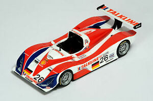Spark-SCLA03-Lola-T98-10-Ford-26-Lammers-1999-Le-Mans-Racing-Cars-Resin-1-43