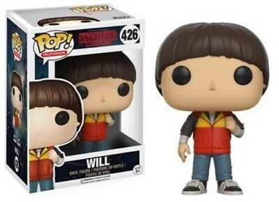 Stranger Things - Will - Funko Pop! Television (2017, Toy NUEVO)