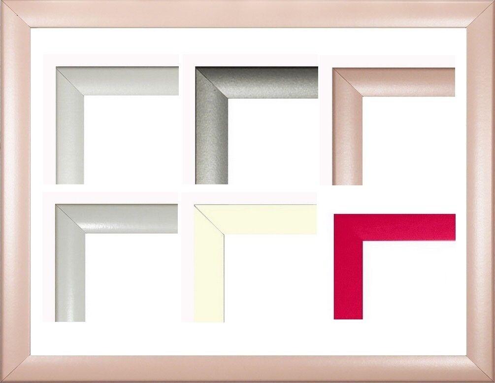 Pisa MDF-Bilderrahmen Standard I von 68 x 100 bis 68 x 109 cm