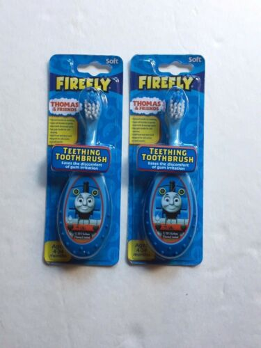 FIREFLY TEETHING TOOTHBRUSH 2 FOR ONLY $10.99