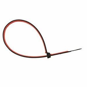 Grip-Lock-Ties-GripLockTies-8-034-Red-Rubber-40-Pack-Re-Usable-GLT2908BKRDHB40