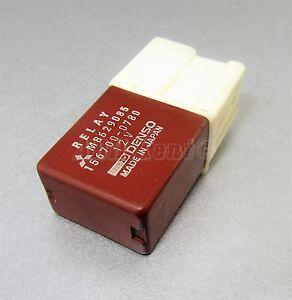 296-Mitsubishi//1990-2005 4-Pin marron multi-usage relais MB629085 DENSO 156700-0780
