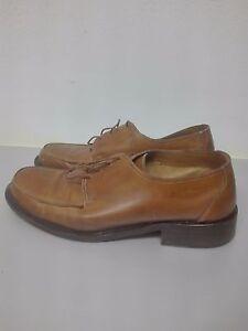 5 Hommes Authentique Classiques Lisse En Goldwin Chaussures 10 Cuir Taille gTqUTz