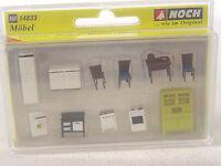 Möbel Und Haushaltsgeräte (herd,waschm.,gasher) - Noch Ho 1:87 - 14833 E