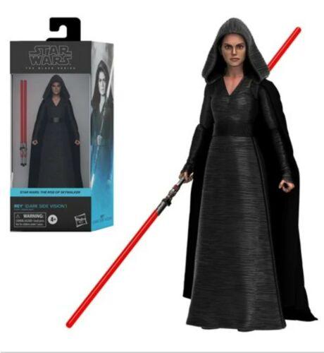 Star Wars The Black Series Rey Dark Side Vision TROS Pre Order Jan.2021
