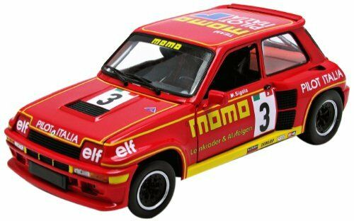 Renault 5 Turbo  3 Momo Turbo Cup 1984 M. Sigala 1 18 Model 4546