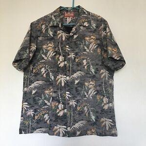 RJC-Hawaiian-Shirt-Inside-Out-Tropical-100-Cotton-Men-s-XL-Made-In-Hawaii-USA
