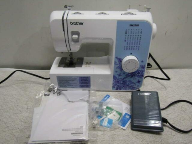 Brother XM2701 27-Stitch Sewing Machine for sale online | eBay