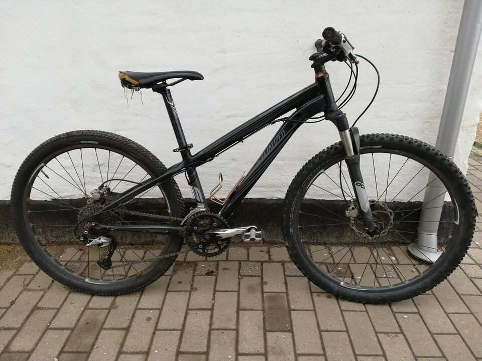 Specialized Rockhopper, hardtail, Xs tommer