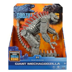 "11"" inch Tall Giant MechaGodzilla Playmates Godzilla vs Kong USA Seller In Hand"