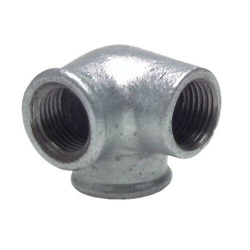 PN 16 Luft Druckluft Verteiler Verbinder Winkelverteiler mit Innengewinde
