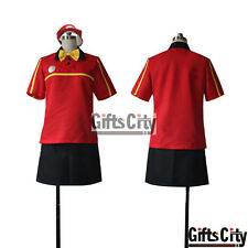 The Devil Is a Part-Timer! Chiho Sasaki Work Uniform Clothing Cosplay Costume