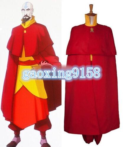 Legend of Korra Tenzin Cosplay Costume GG.0860