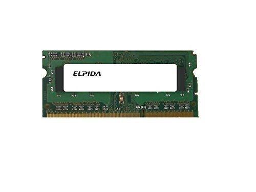 ELPIDA EBJ20UF8BDU0-GN-F 2GB DDR3 PC12800 UNBUF 1RX8 204P 256MX64 256mX8 1600
