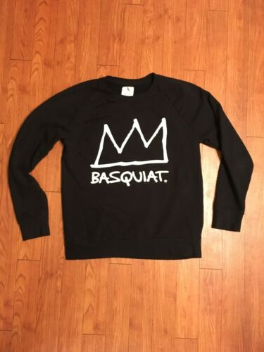Forever 21 BASQUIAT PULLOVER mens small