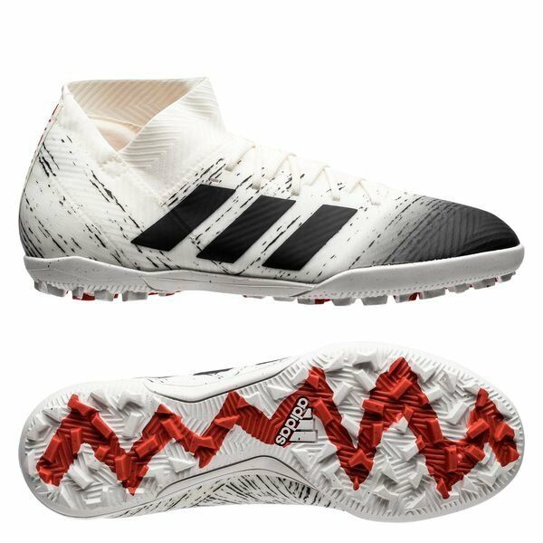 White adidas X 16.2 TRX IN CT Court Indoor  2016 Soccer Shoes Brand New Black