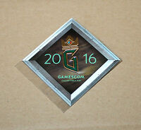 Gwent The Witcher 3 Deck Cards Game Collectible Pin from Gamescom 2016