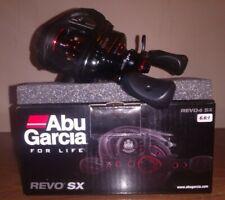 Abu Garcia Silver Max SMAX3 Right Hand Salesman Sample bass bait free shipping