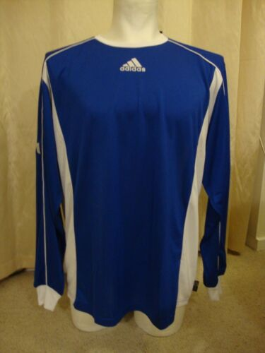 Adidas 5 A Side Football m Outfield Shirt Set 6 x Long Sleeve Shirts BNWT